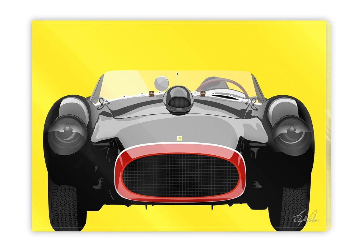 Black Ferrari 1