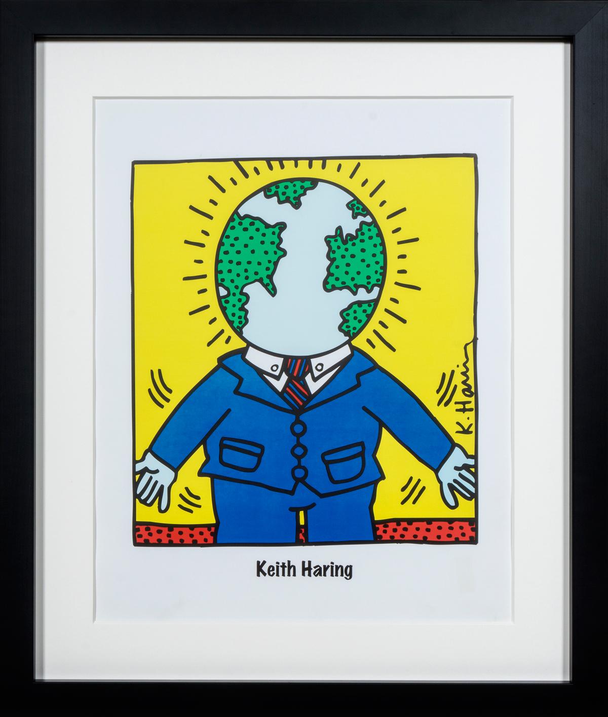 Globalman in frame