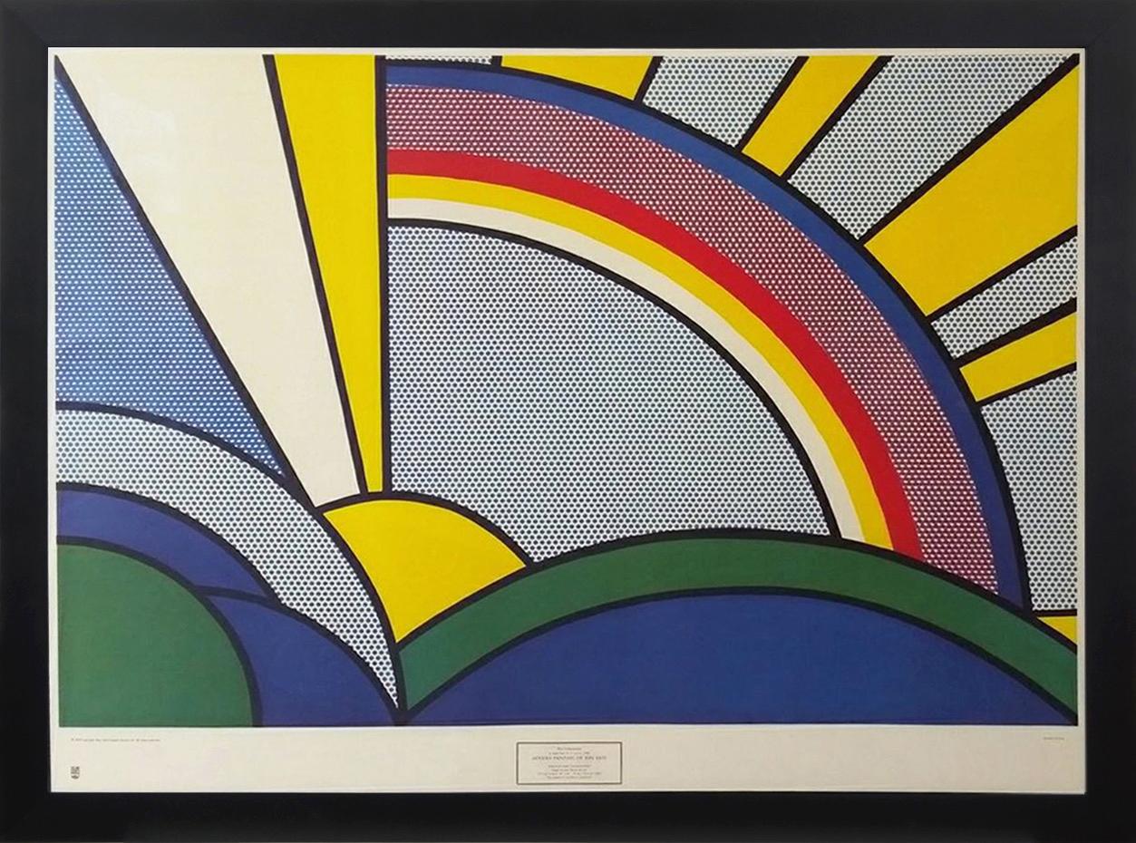 Sun rays in frame