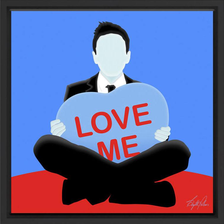 Love Me in frame