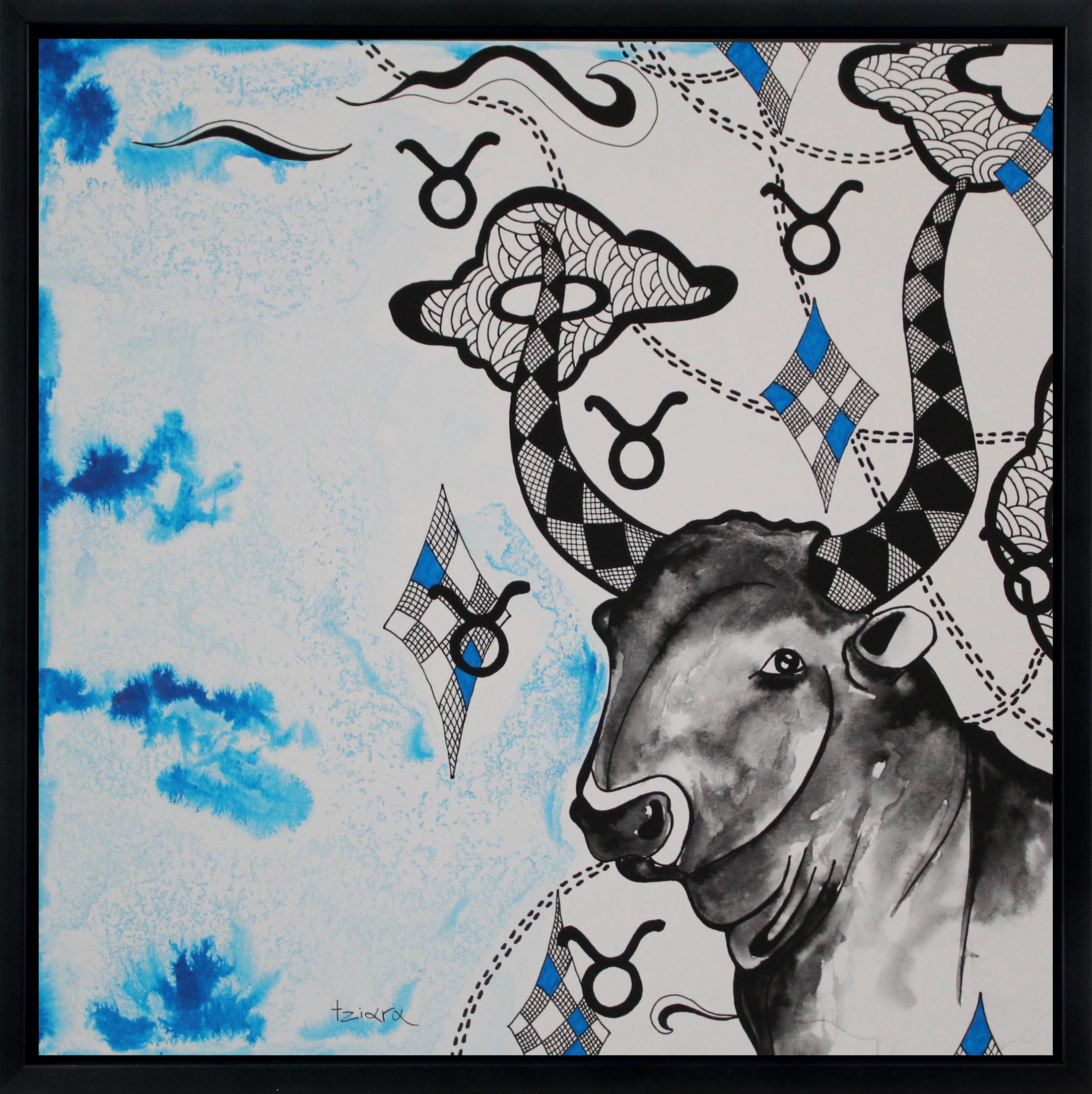 Taurus in frame