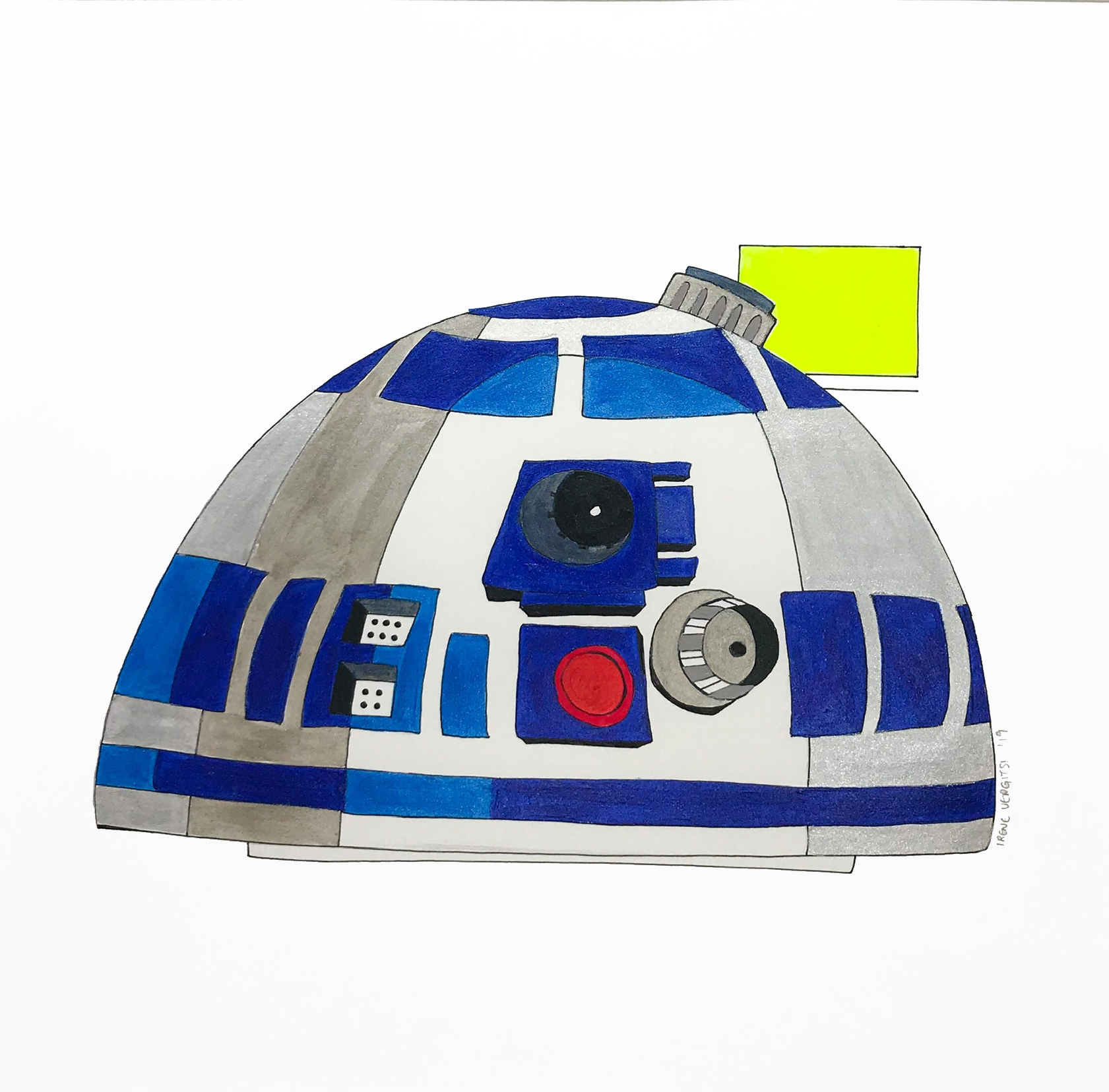 (droid) 1 1